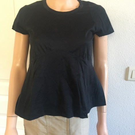 Top, tee-shirt LOUIS VUITTON Noir