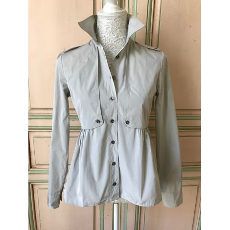 Chemise BURBERRY Gris, anthracite