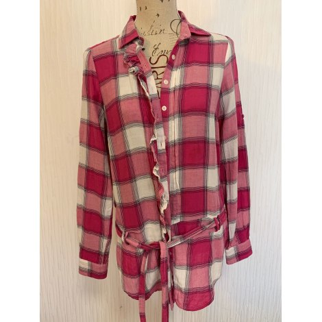 Chemise AMERICAN EAGLE OUTFITTERS Rose, fuschia, vieux rose