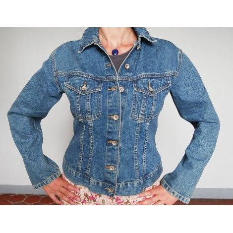 Veste en jean PEPE JEANS Bleu, bleu marine, bleu turquoise
