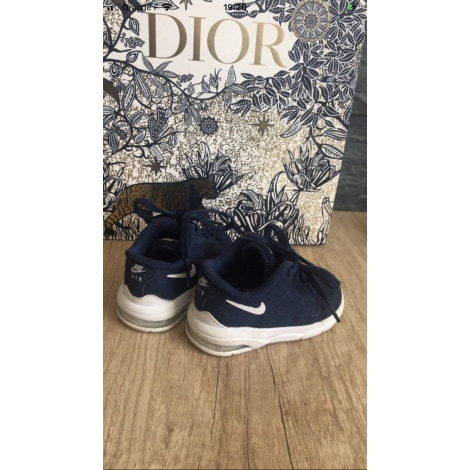 Sneakers NIKE Blue, navy, turquoise