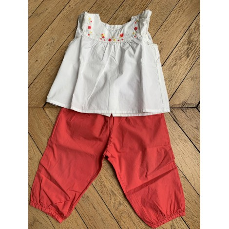 Ensemble & Combinaison pantalon BONPOINT Orange