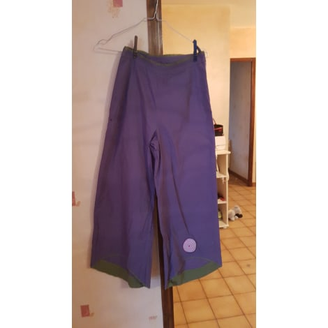 Pantalon harem ENJOY Violet, mauve, lavande