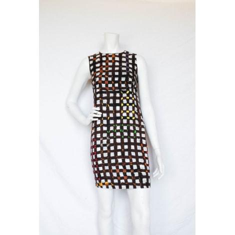 Robe courte MOSCHINO Multicouleur