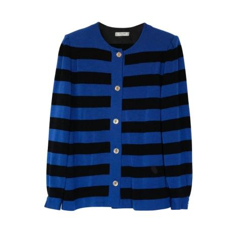 Gilet, cardigan CÉLINE Bleu, bleu marine, bleu turquoise