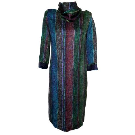 Robe mi-longue PAUL SMITH Vert