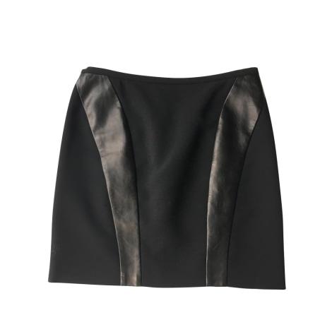 Jupe courte BARBARA BUI Noir