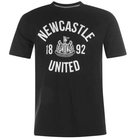 Tee-shirt NEW CASTLE Noir