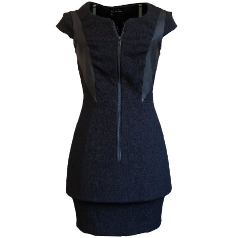 Robe courte THE KOOPLES Noir