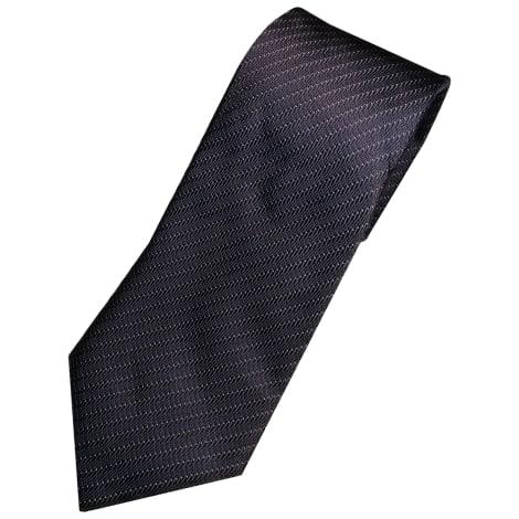 Cravate CANALI Marron
