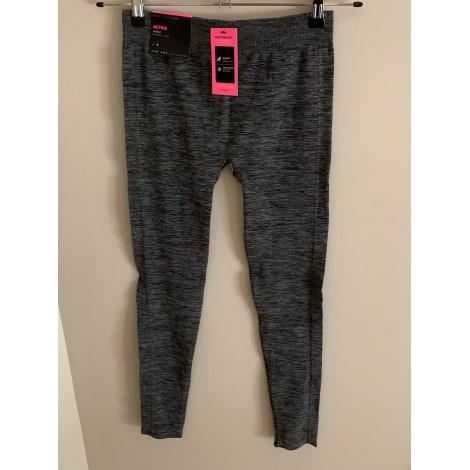 Pantalon de fitness NEW LOOK Gris, anthracite