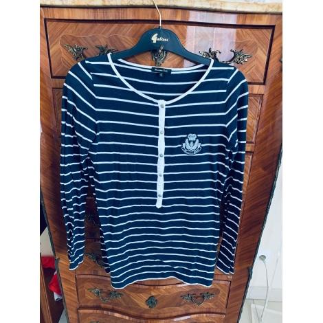 Polo MASSIMO DUTTI Bleu, bleu marine, bleu turquoise