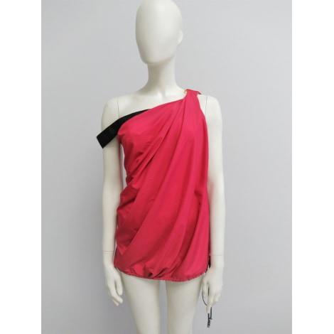 Top, tee-shirt VIONNET Rose, fuschia, vieux rose