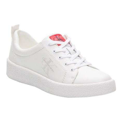 Baskets CALVIN KLEIN Blanc, blanc cassé, écru