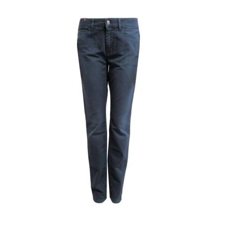 Pantalon droit NOTIFY Bleu, bleu marine, bleu turquoise