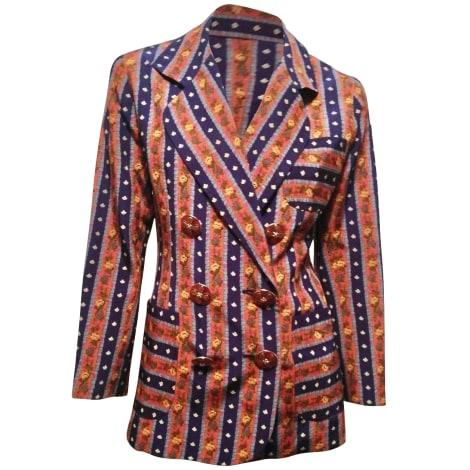 Blazer, veste tailleur CHRISTIAN LACROIX Orange