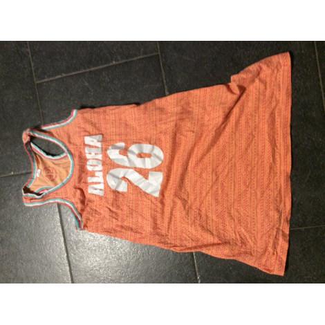 Robe INCONNU Orange