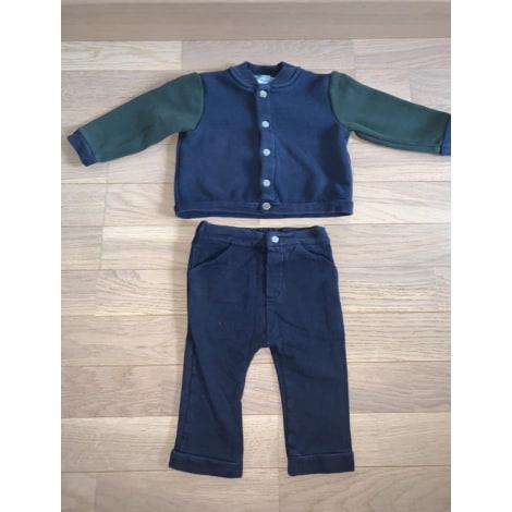 Ensemble & Combinaison pantalon JACADI Bleu, bleu marine, bleu turquoise