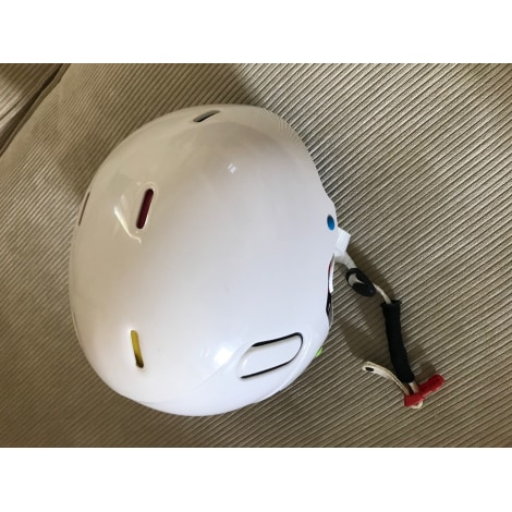 Bonnet WED'ZE Blanc, blanc cassé, écru