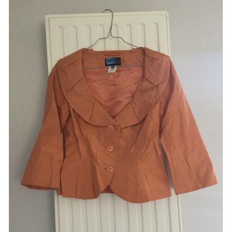 Blazer, veste tailleur RENATO NUCCI Doré, bronze, cuivre
