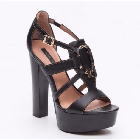Sandales à talons RACHEL ZOÉ Noir