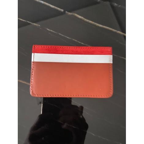 Porte-cartes GERARD DAREL Rouge, bordeaux