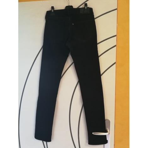 Jeans slim H&M Noir