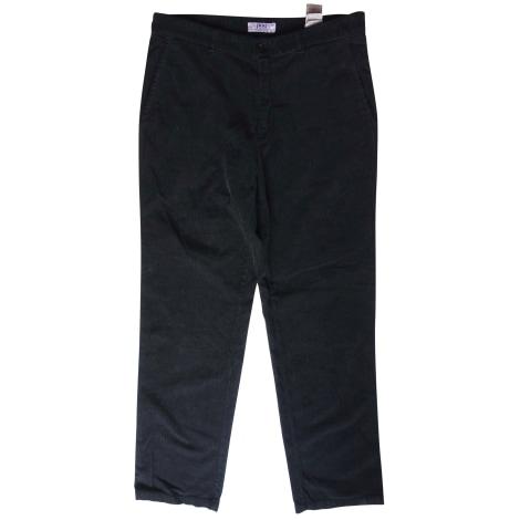 Jeans large CERRUTI 1881 Noir
