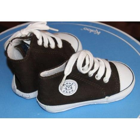Sneakers MONOPRIX Brown