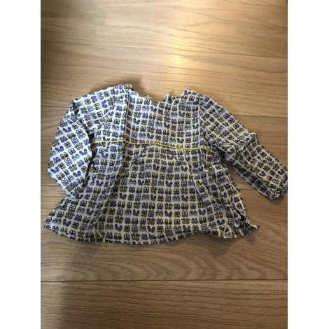 Blouse, Short-sleeved Shirt BOUT'CHOU Purple, mauve, lavender