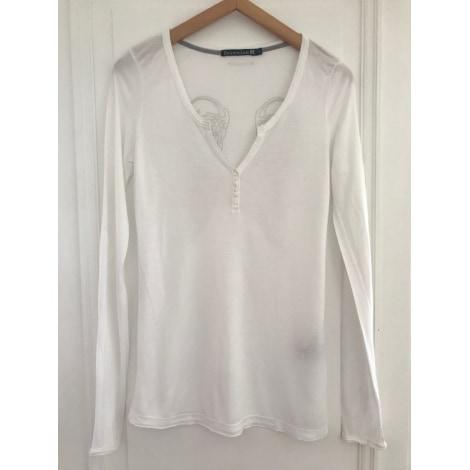 Top, tee-shirt BERENICE Blanc, blanc cassé, écru