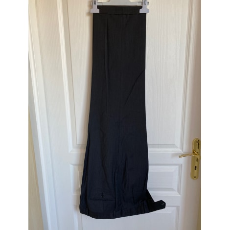 Pantalon de costume BALENCIAGA Gris, anthracite