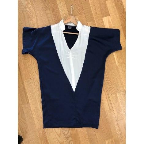 Robe courte RALPH KEMP Bleu, bleu marine, bleu turquoise