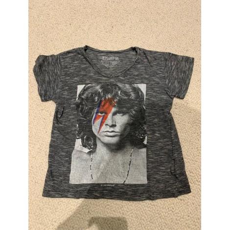 Tee-shirt LITTLE ELEVEN PARIS Noir