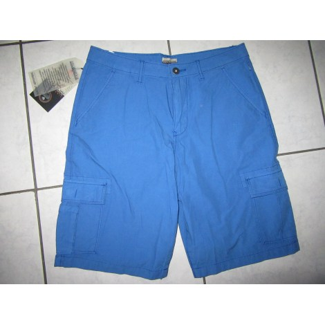 Short NAPAPIJRI Bleu, bleu marine, bleu turquoise