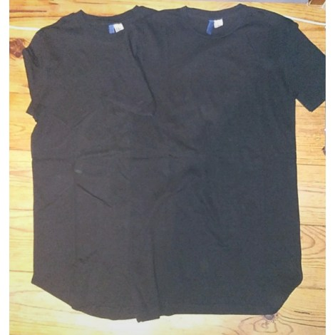 T-shirt H&M Black