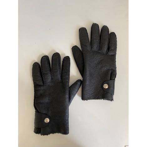 Handschuhe HERMÈS Schwarz