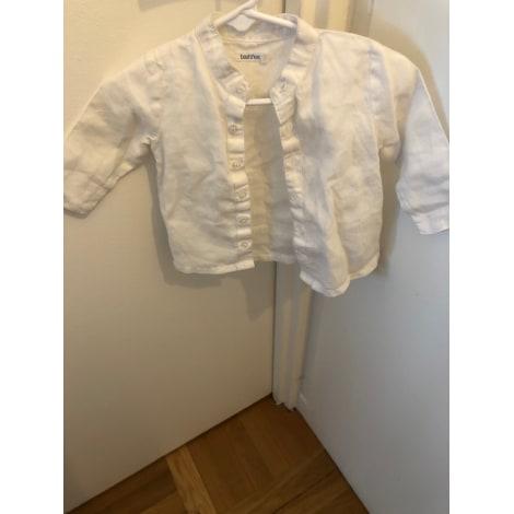 Chemise BOUT'CHOU Blanc, blanc cassé, écru