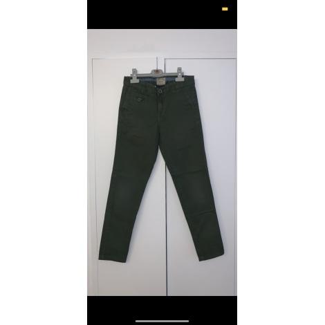 Jeans droit LA REDOUTE Vert