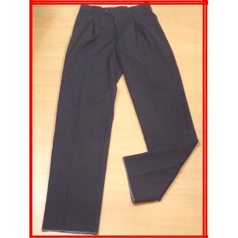 Pantalon de costume PIERRE CARDIN Bleu, bleu marine, bleu turquoise