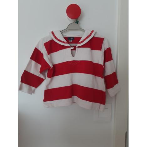 Top, tee shirt ELLE Rouge, bordeaux