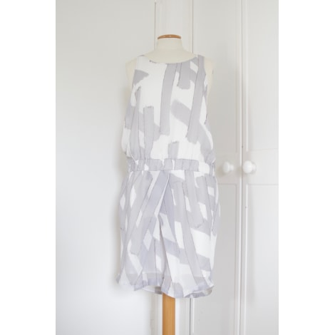 Robe courte CALVIN KLEIN Gris, anthracite