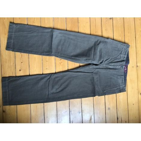 Pantalon droit MARLBORO CLASSICS Kaki