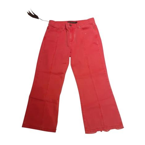 Jeans évasé, boot-cut KARL LAGERFELD Orange