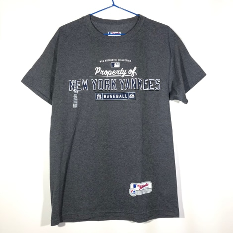 Tee-shirt MAJESTIC Gris, anthracite