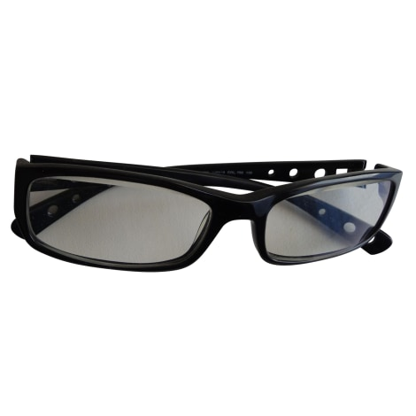 Eyeglass Frames JEAN PAUL GAULTIER Black