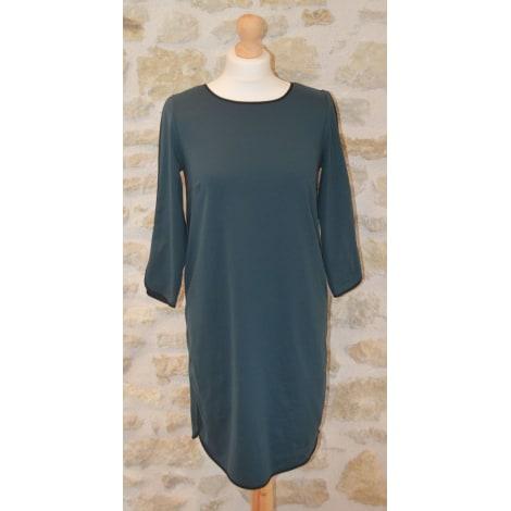 Robe mi-longue CYNTHIA ROWLEY Vert