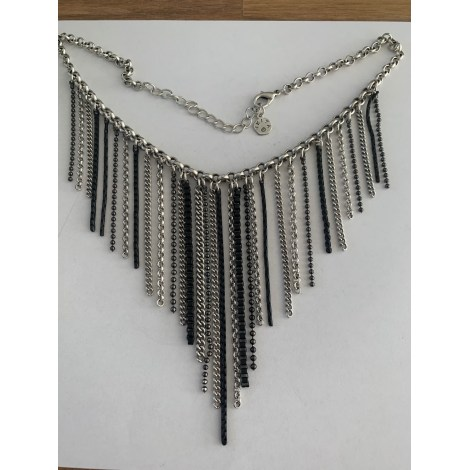 Collier IKITA Gris, anthracite