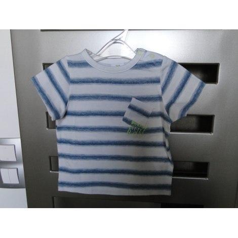Top, T-shirt TAPE À L'OEIL Blue, navy, turquoise