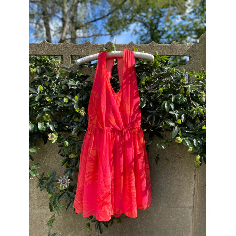 Robe courte ARMANI EXCHANGE Orange